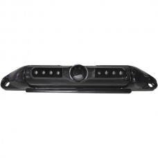 Bar-Type 140deg License Plate Camera with IR Night Vision & Parking-Guide Lines (Black)
