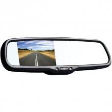 """3.5"""" LCD Rearview Color Mirror Monitor"""