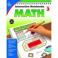 Interactive Notebooks Math Gr 3