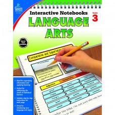 Interactive Notebooks Gr 3 Language Arts