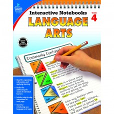 Interactive Notebooks Gr 4 Language Arts