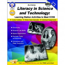 Literacy In Science & Technology Book Gr 6-8