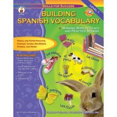 Building Spanish Vocabulary All