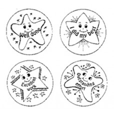 Jumbo Stampers Incentive Set 4/Pk