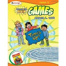Engage The Brain Games Gr 1