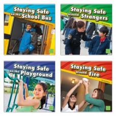 Staying Safe Book Set Set Of 6