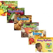 Healthy Eating With Myplate Book
