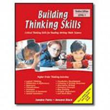 Building Thinking Skills Level 1