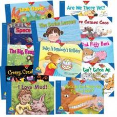 Reading For Fluency Readers Set 1