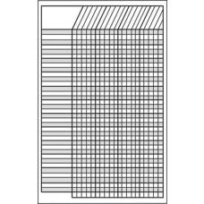 Chart Incentive Small 10-Pk 14 X 22