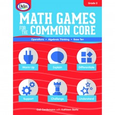 Math Games For The Common Core Gr 2