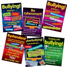 Bullying In A Cyber World Poster