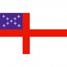 5 X 8 Nyl Episcopal O/D Flag