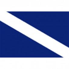 "12"" X 18"" Nyl Guest O/D Flag"