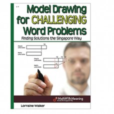 Model Drawing For Challenging Word