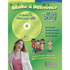 Make A Difference With Miss Jenny &