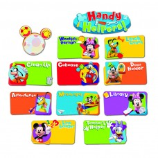 Mickey Mouse Clubhouse Handy Helpers Job Chart Mini Bbs