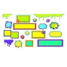 Color My World Classroom Signs And Frames Mini Bb Set