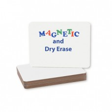Magnetic Dry Erase Board 12Pk 9X12