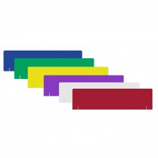 Project Board Headers Assorted 1 Each Of 6 Colors