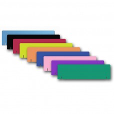 Project Board Headers 9pk Assorted 1 Each Of 9 Colors