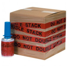 """5"""" x 80 Gauge x 500' """"DO NOT DOUBLE STACK"""" Goodwrappers® Identi-Wrap"""