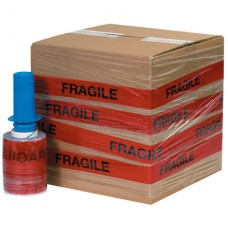 "5"" x 80 Gauge x 500' ""FRAGILE"" Goodwrappers® Identi-Wrap"