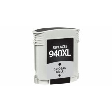 Comp HP 940XL Black Chipped