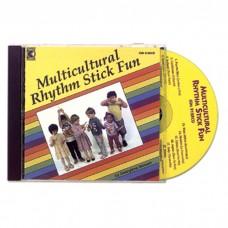Multicultural Rhythm Stick Fun Cd