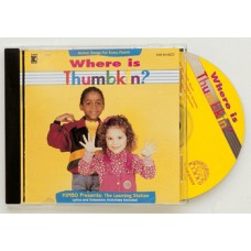 Where Is Thumbkin Cd