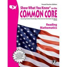 Gr 5 Parent Teacher Edition Reading