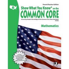 Gr 6 Parent Teacher Edition Math