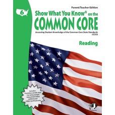 Gr 6 Parent Teacher Edition Reading