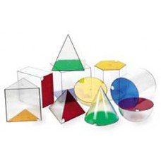 Giant Geosolids Set Of 10