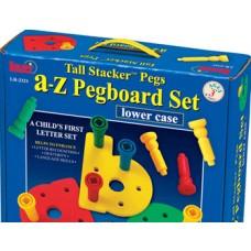 A-Z Pegboard Set