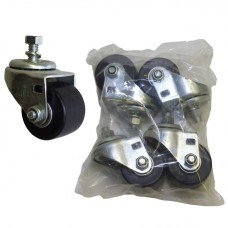 "Heavy Duty Upgrade Kit (2 1/2"" casters w/hrdwr)"