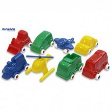 Minimobil 32 Pc Set