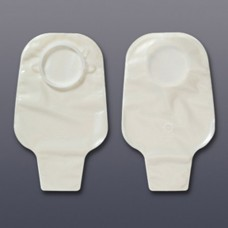 Colostomy Pouch Size (K): Flange 2(3/4) inch, Transparent 11
