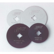 Cast Cutter Blades For Use With Plaster Casts 2 1/2