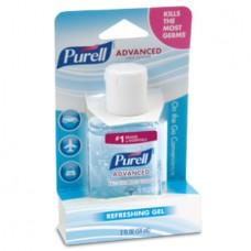 PURELL Advanced Hand Sanitizer Refreshing Gel 1oz