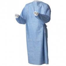 Astound Surgical Gowns Sterile Blue Small/Medium