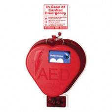 HeartCase AED Wall Cabinet with Alarm