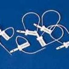 Disposable Cynch-Lok Drug Locks Numbered White
