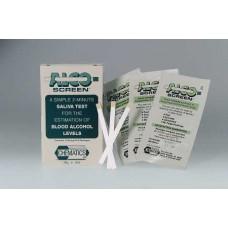 Alco-Screen 02 DOT Saliva Alcohol Test CLIA Waived