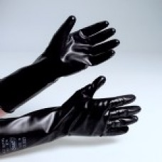 Butyl Rubber Gloves Small