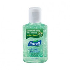 PURELL Advanced With Aloe Instant Hand Sanitizer Pump Bottle 12oz