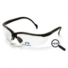 V2 Reader Bifocal Safety Glasses 1.50 Magnification