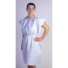 Exam Gown Multi-ply Multi-ply Blue 30 x 42