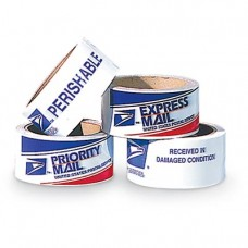"PRIORITY MAIL. Parcel Sealing Tape. Self-Adhesive. 2""W x 165' Roll. N1001501"