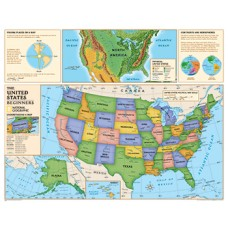 Beginners United States Map